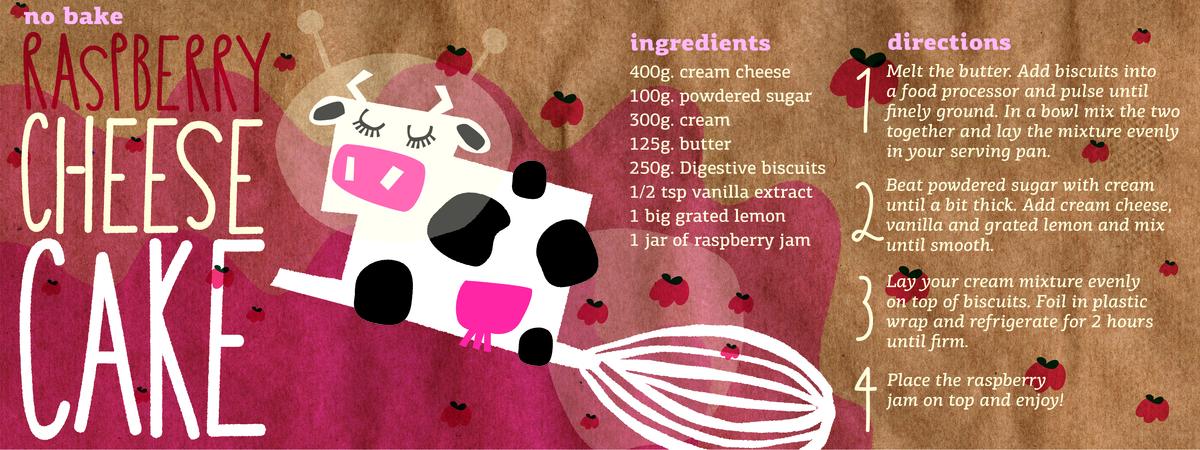 Nbk raspberry cheesecake