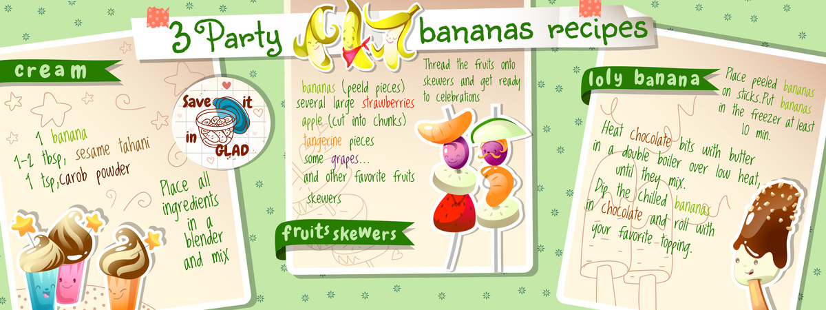 Party banana