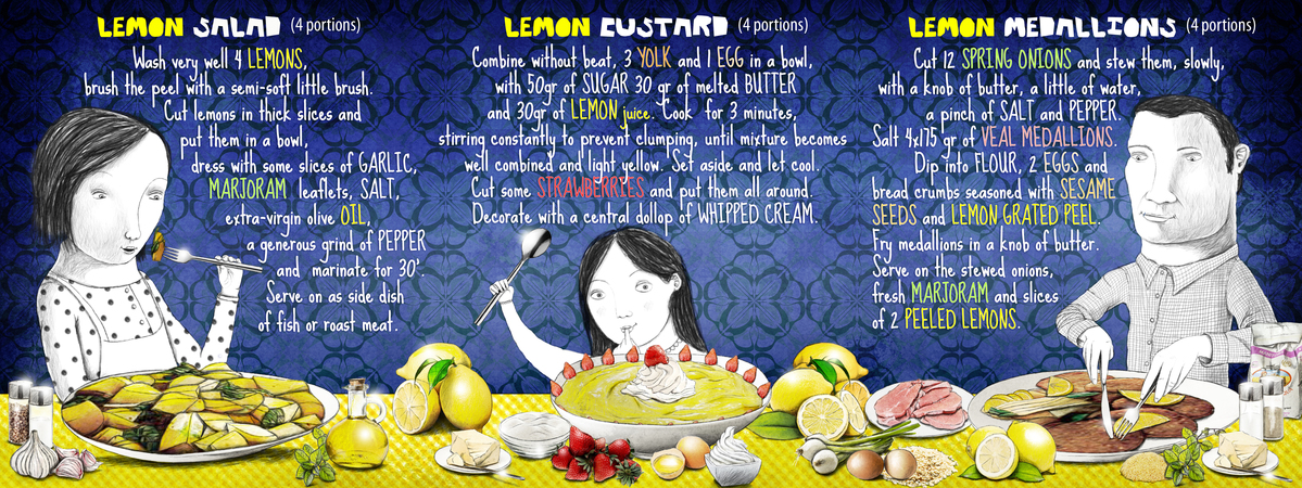 Francesca cosanti lemon