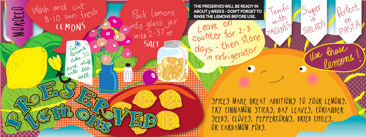Tdac preserved lemons