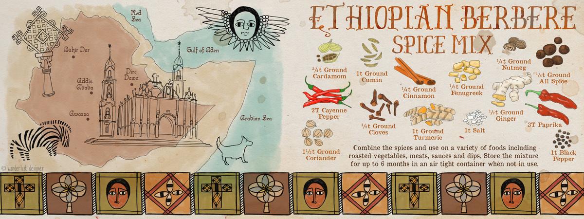 Ethiopianberberespicemixbywanderlustdesigner tdac