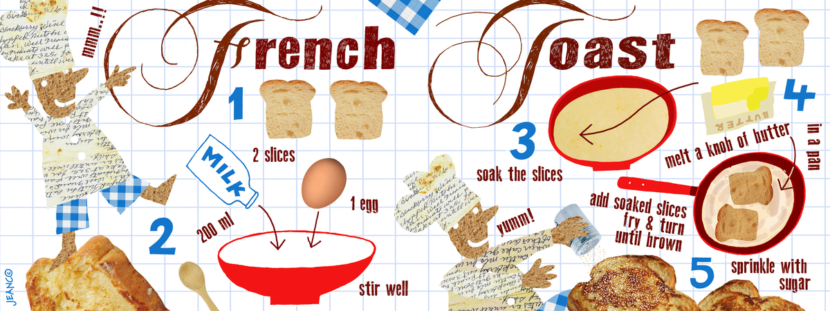 Tdac french toast