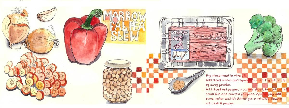 Marrowfatpea