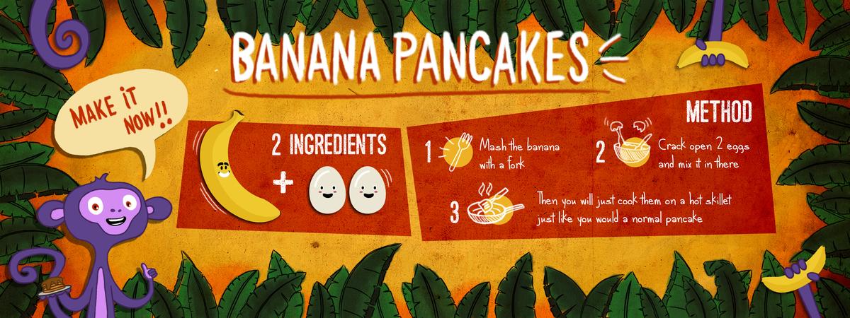 Banana pancake3