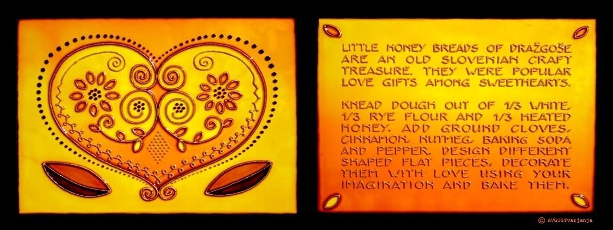 Drazgose honey breads by avgustvarjanja