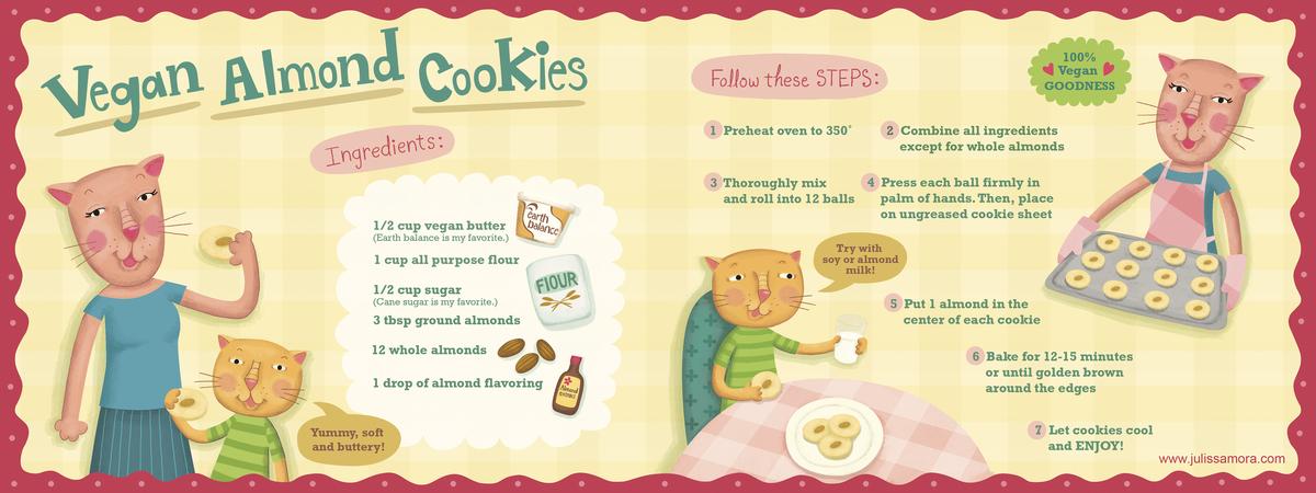 Mora almondcookies 300