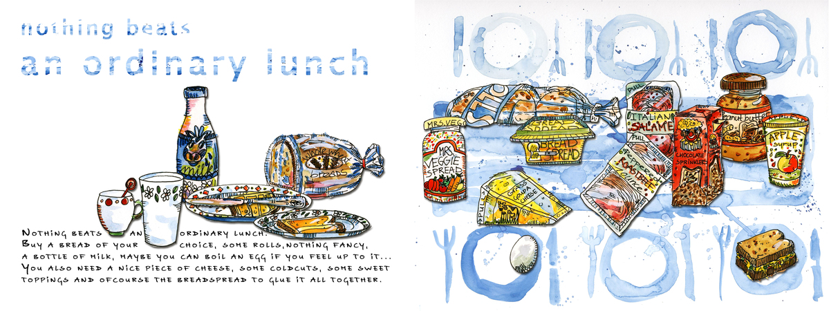 Ordinarylunch