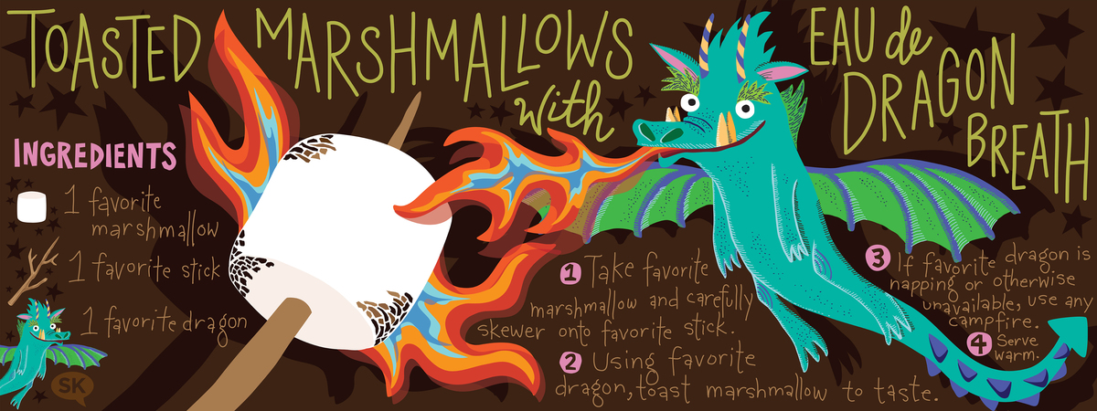 Marshmallowswitheaudedragonbreath 1