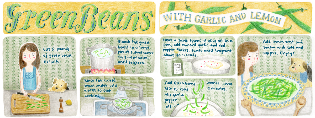 Anaislee greenbeans