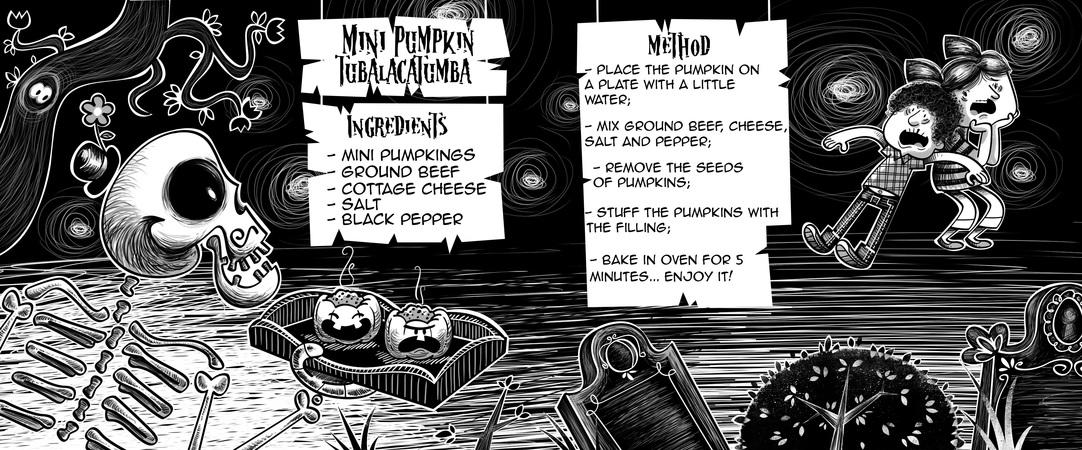 Gibas hallowen pumpkin