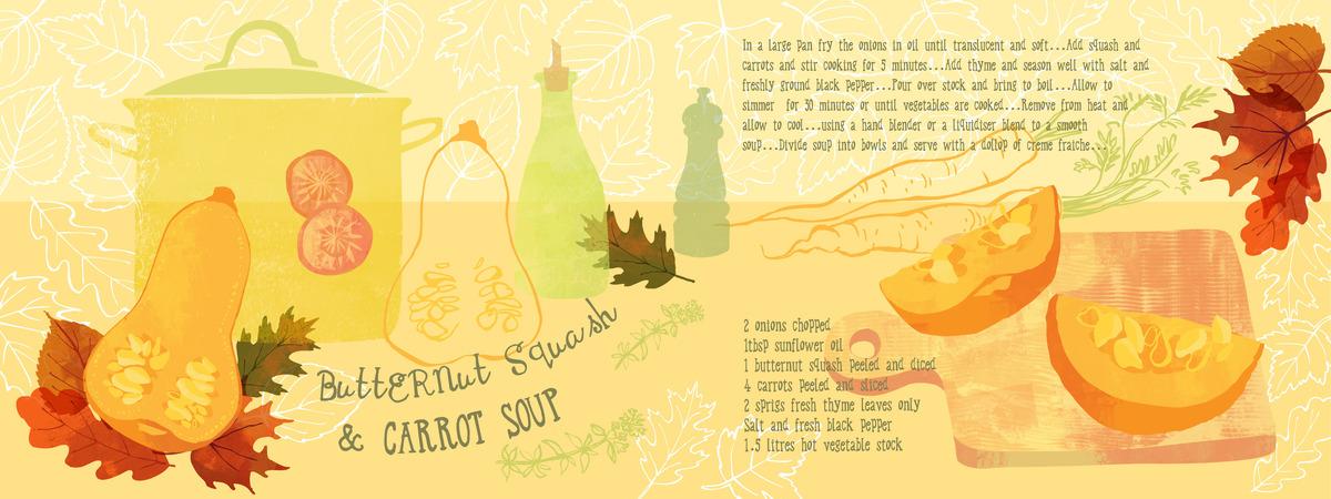 Butternut soup ohnmarwin