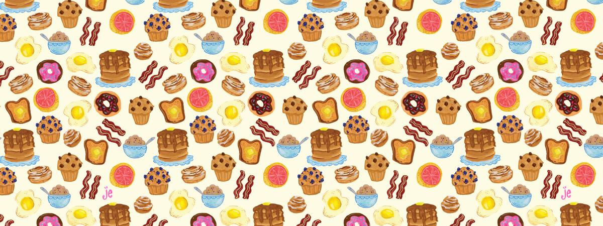 Emiliani breakfast pattern