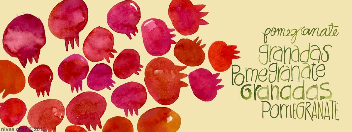 Pomegranate n ortiz