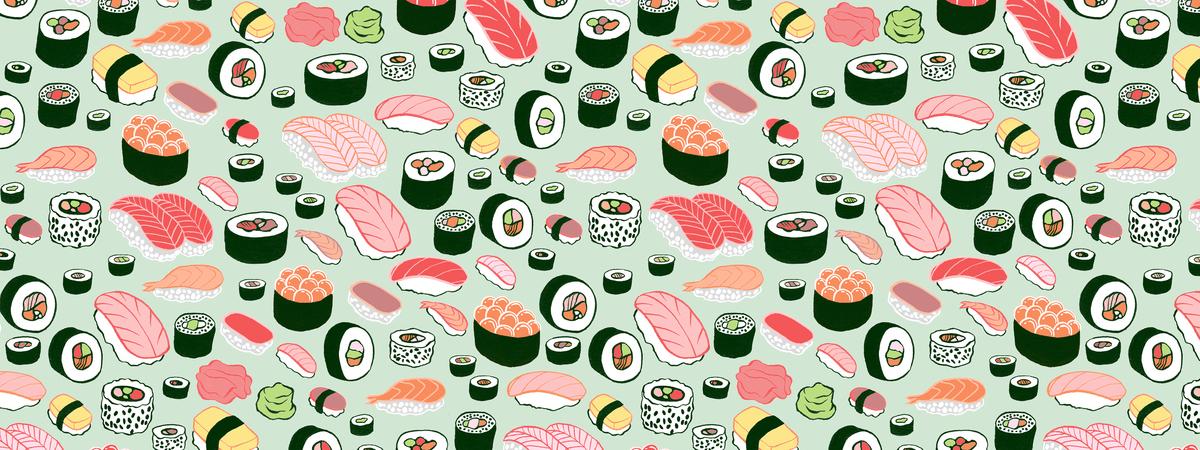 Sushi kristinnohe