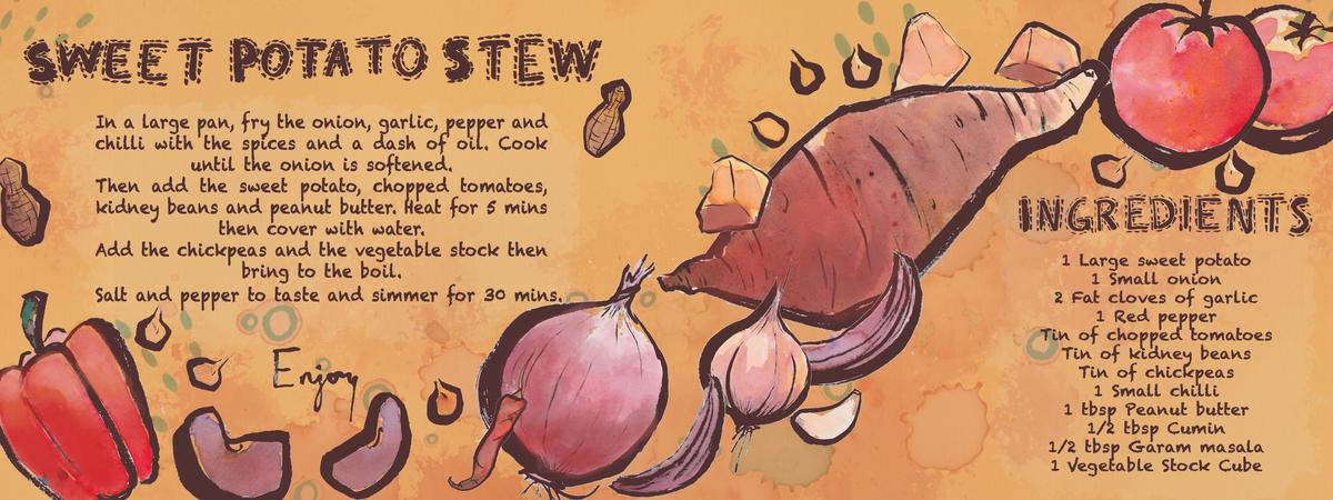 Sweet potato stew final