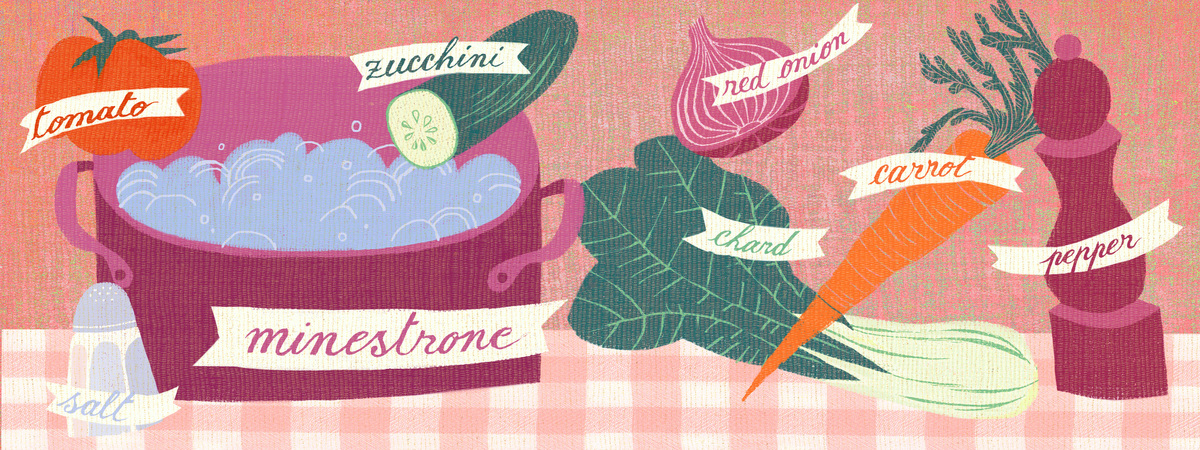 Marco marella minestrone theydraw cook