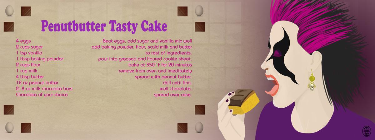 Penutbutter tastycake