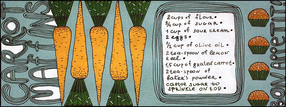 Eva carrot blog