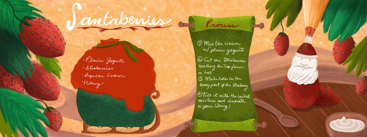 Santaberries