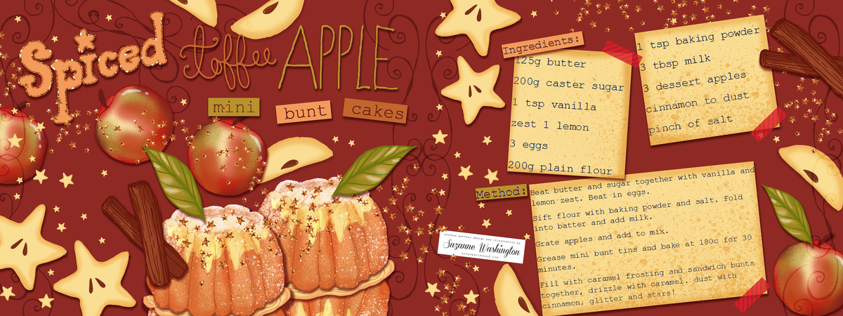 Spiced apple by sw