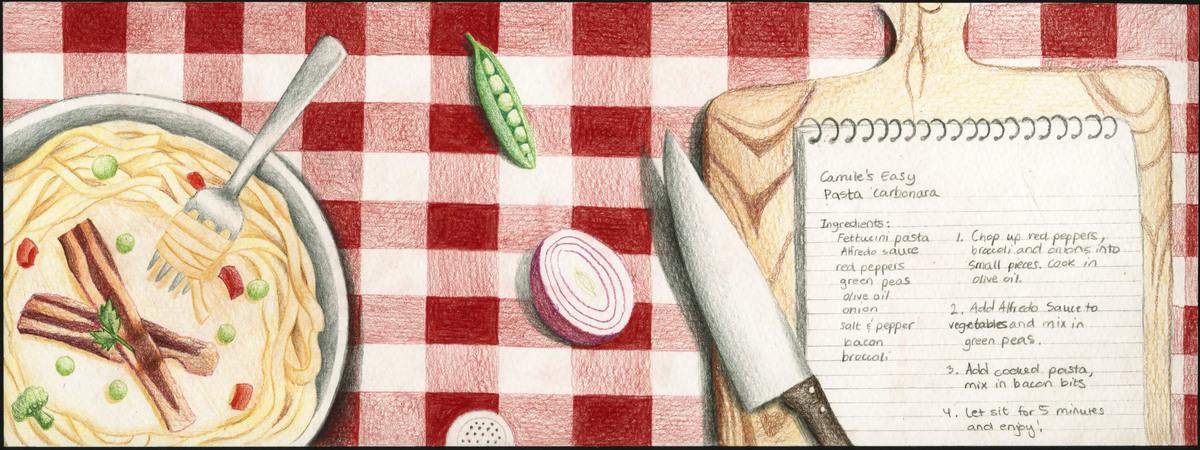 Foodillustration