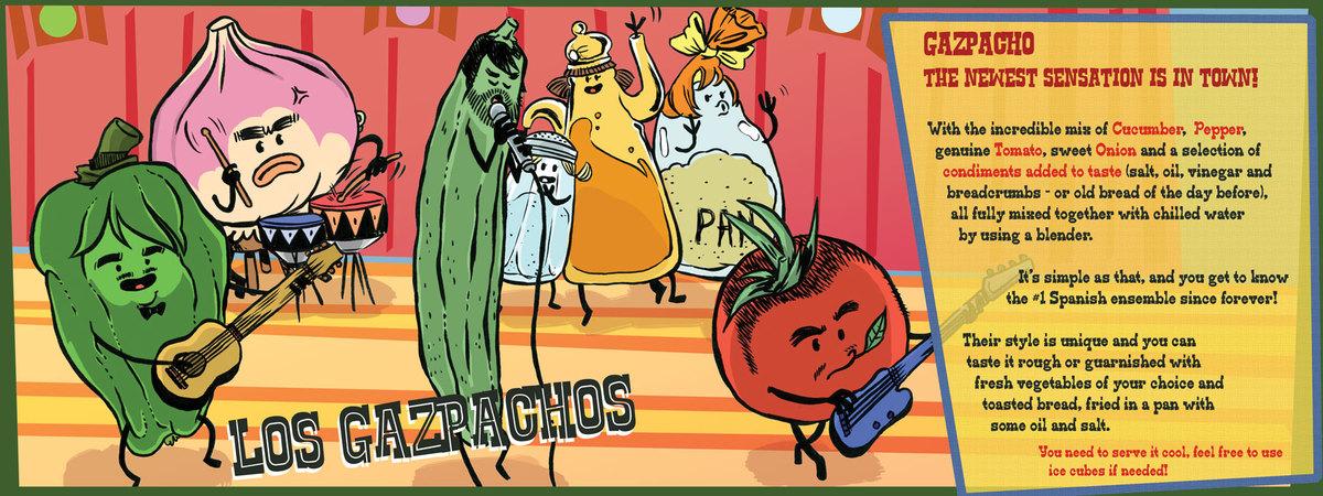 Soma gazpacho blog
