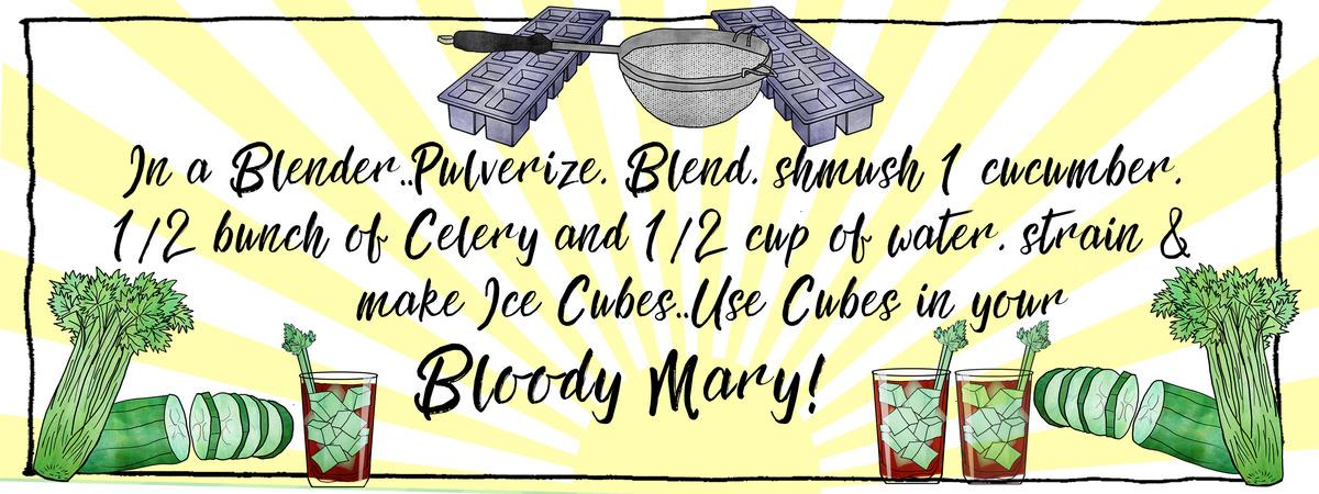 Bloodymarycubes