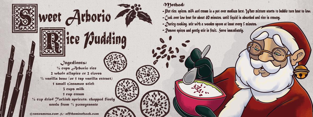 Mesa ricepudding 300