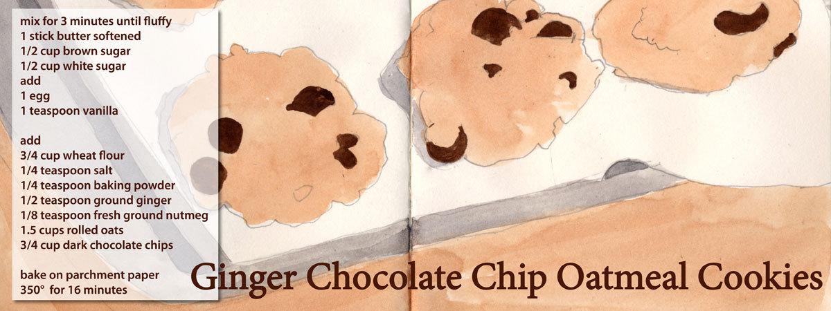 Lovell chocginger blog