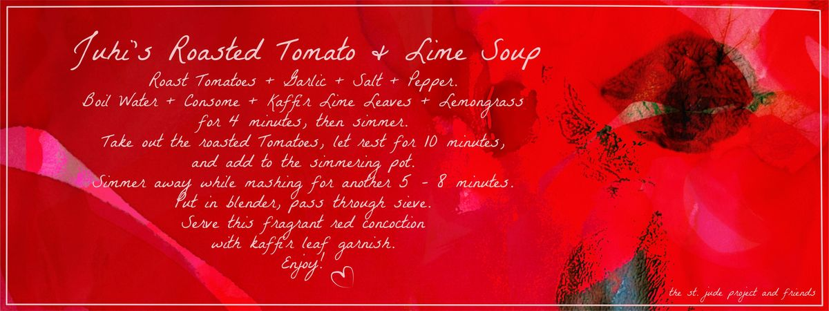 Recipe juhis tomato soup