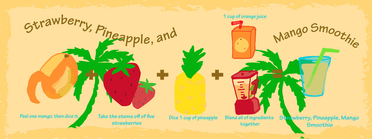 Smoothie recipe 01