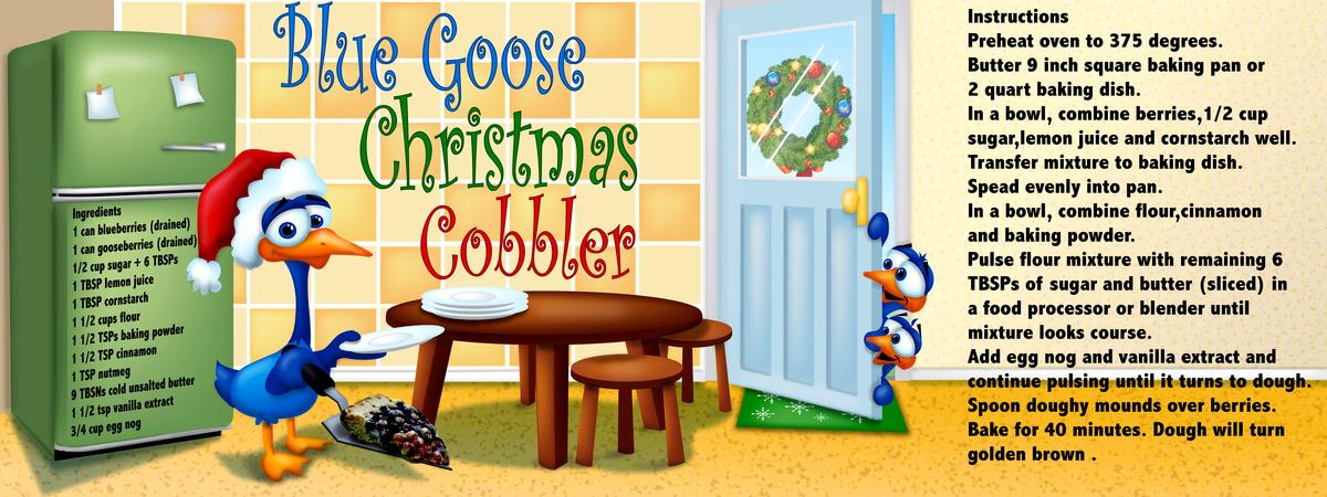 Foster goosecob 300
