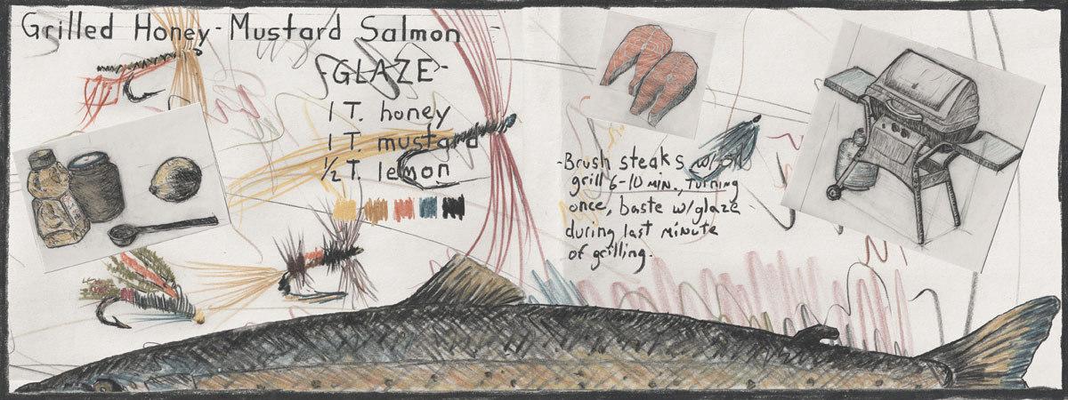 Matthews salmon blog