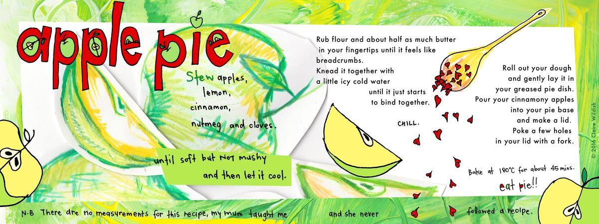Clairewildish applepie