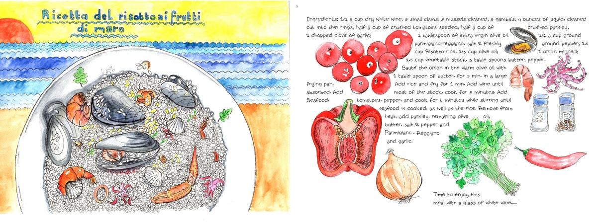 Risottoaifruttidimare