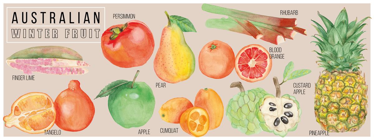 Winter fruit 01