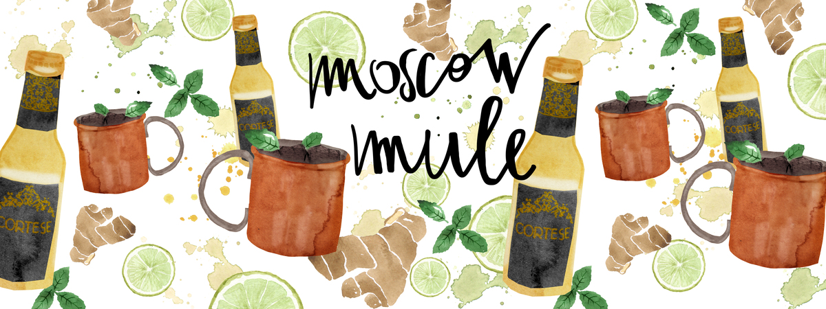 Moscow mule giorgia bressan