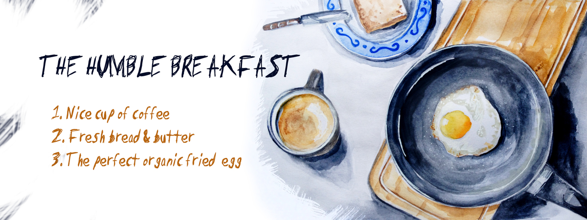 The humble breakfastbyvanessabinder