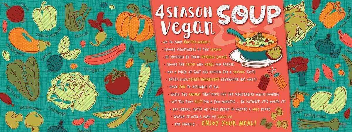 Vegan soup b