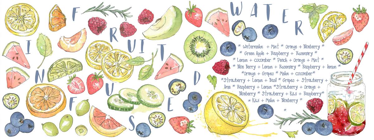 Fruitwater suzanne de nies