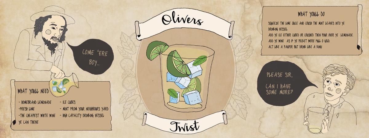 Ailiebanks oliverstwist