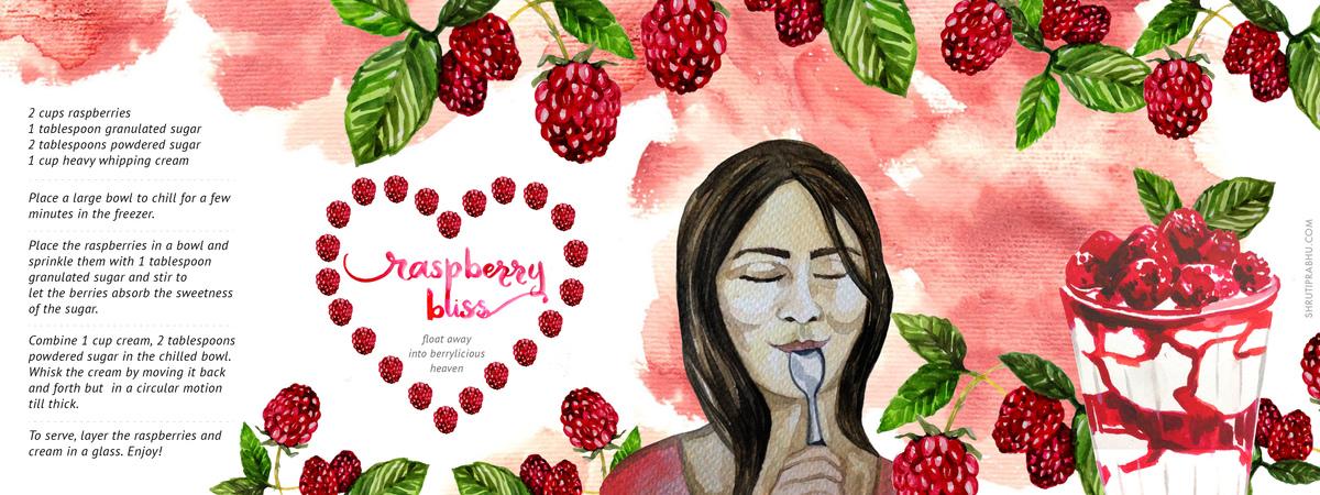 Shrutiprabhu raspberrybliss1
