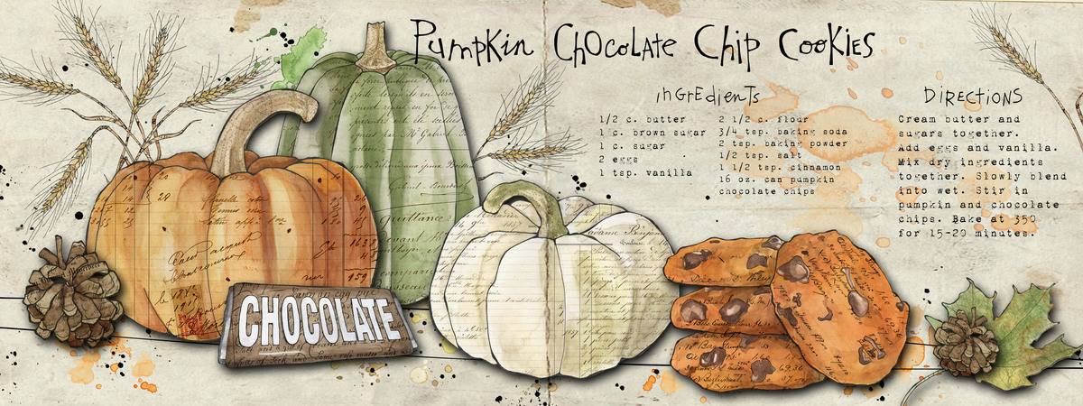 Ff pumpkin cookie recipe for tdac