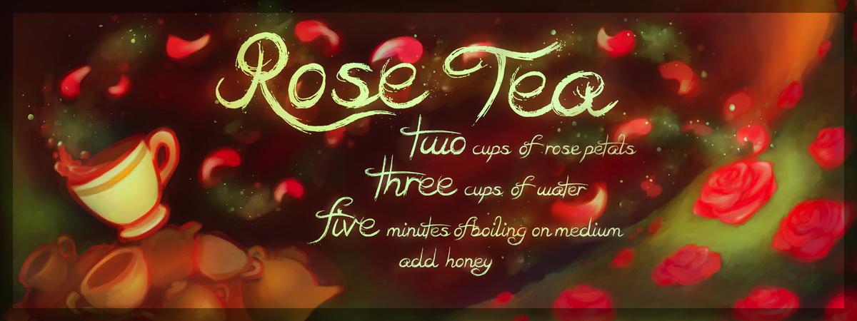 Ross j rose tea final