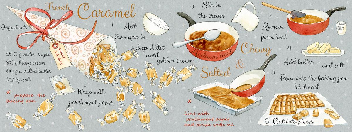 Caramel suzanne de nies