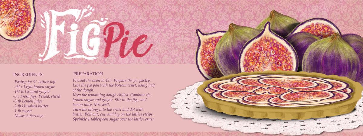 Lh juicy fig pie