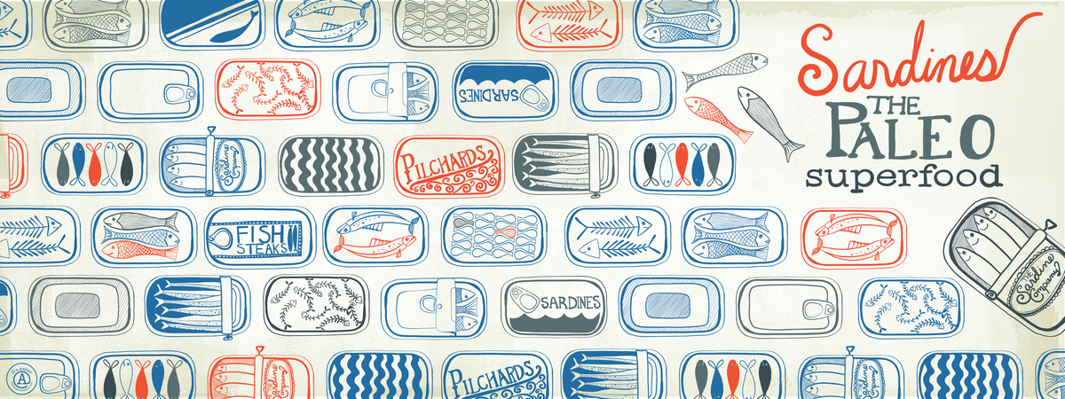 Amber lynn benton sardines paleo superfood