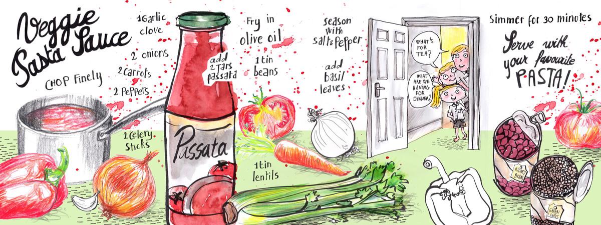 Veggie pasta2