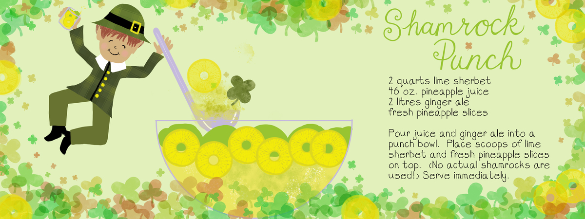 Shamrock punch try 2