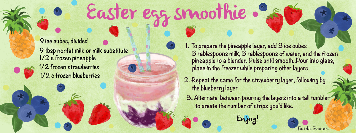 Easter smoothie3